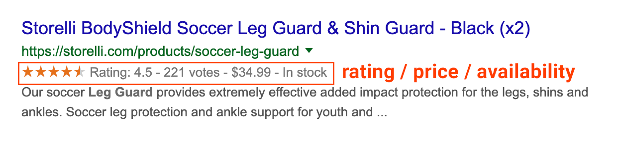 shopify seo rich structured data