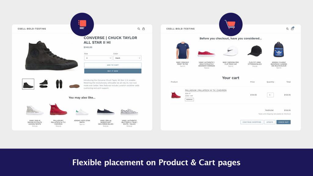 Cross Sell Free Shopify App