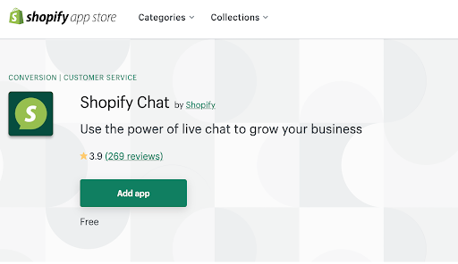 Shopify Chat for Free